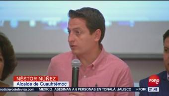 Preocupa Alcaldes Corte Agua Ciudad De México