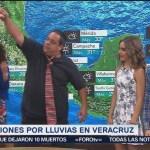 Prevén lluvias torrenciales en Oaxaca