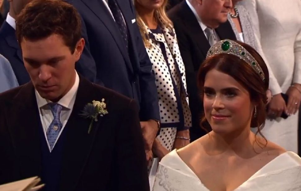Boda real: Windsor se engala para el enlace de la princesa Eugenia