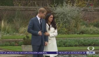Príncipe Harry y la duquesa Meghan esperan su primer bebé
