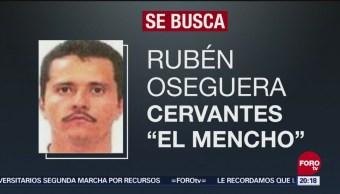 Quién es El Mencho Nemesio o Rubén Oseguera Cervantes