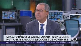 Fernádez de Castro Confirmación de Kavanaugh divide a EU