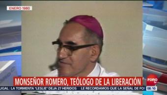Entrevista Monseñor Romero Teólogo Liberación