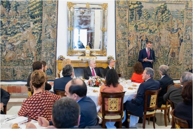 Enrique Graue, nuevo patrono del Instituto Cervantes de España