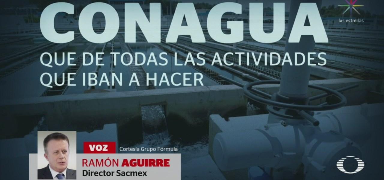 Reducen 96 72 Horas Recorte Agua Cdmx