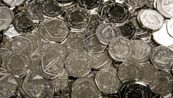 Reino Unido emitirá moneda conmemorativa por Brexit