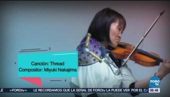 Manami Ito, la violinista que desafía su discapacidad