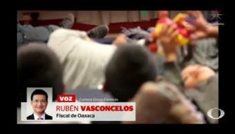 Rescatan Indígenas Tzotziles Explotados Oaxaca Explotación Laboral