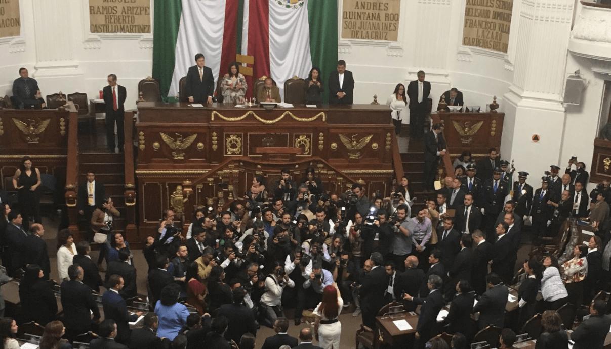 Rinden protesta 16 alcaldes de la CDMX