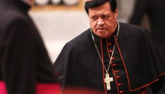 Cardenal Rivera no ha presentado denuncia, tras balacera