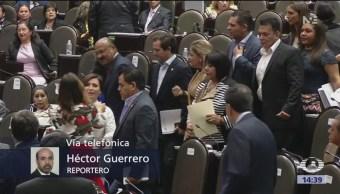 Rosario Robles comparece ante diputados