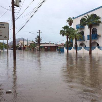 'Rosa' provocará lluvias en Baja California, Sonora y Chihuahua