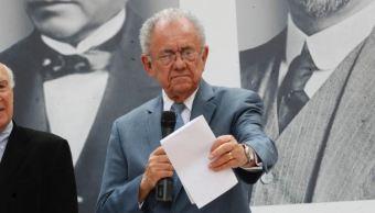 Santa Lucía y AICM son compatibles Jiménez Espriú
