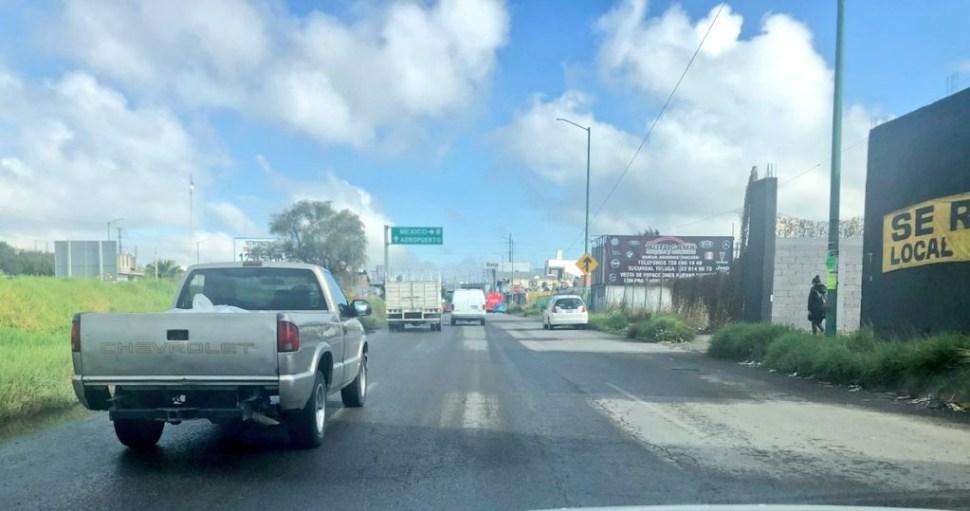 Santa Lucía y Toluca están a más de una hora del AICM