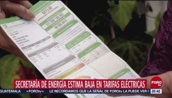 Secretaría De Energía Baja Tarifas Eléctricas