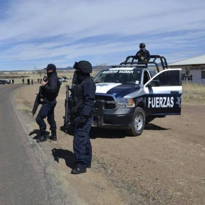 Atacan a policías en Ciudad Juárez, Chihuahua; no hay lesionados