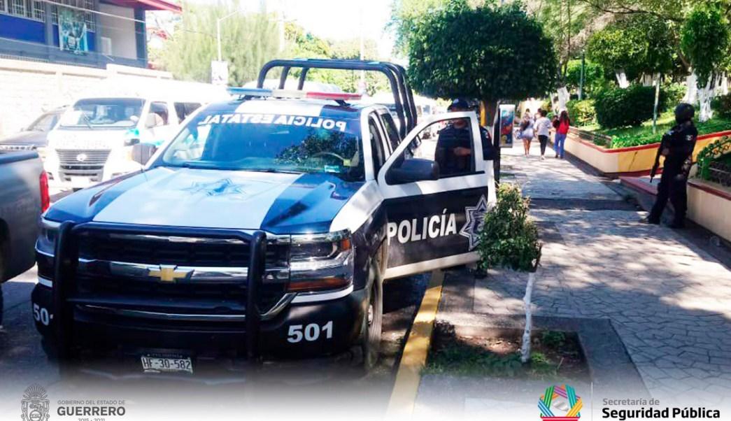 Seguridad Chilpancingo; hay 120 policías de 700 requeridos
