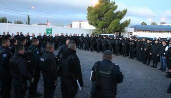 Violencia Chihuahua; detiene a diez por ataques a policías