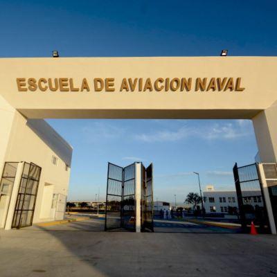 Semar celebra 75 años de la creación de su Escuela de Aviación Naval