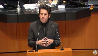 senador pvem denuncia violacion cu unam lo desmiente