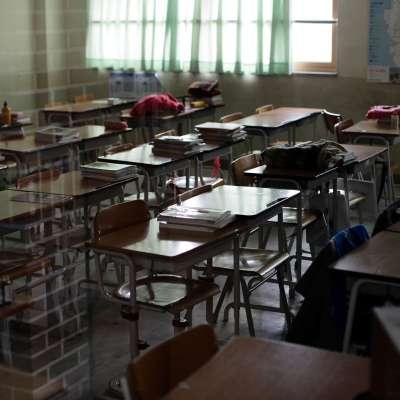 Suspenden clases en escuelas públicas de la CDMX desde el 31 de octubre
