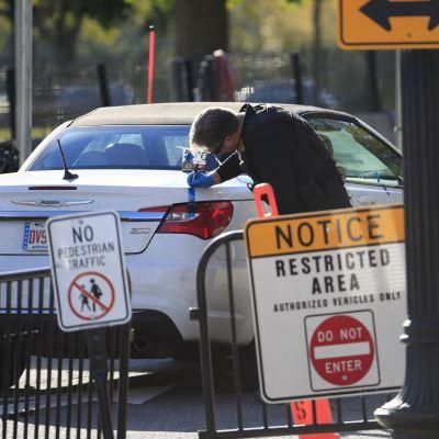 Autoridades niegan que interceptaron paquete sospechoso dirigido a la Casa Blanca