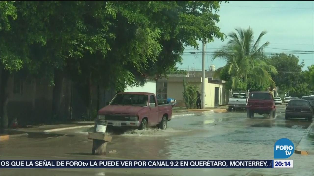 Sinaloa A 15 Días Inundaciones Lluvias Afectaciones Limpieza