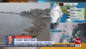 Sinaloa, en alerta máxima por huracán Willa