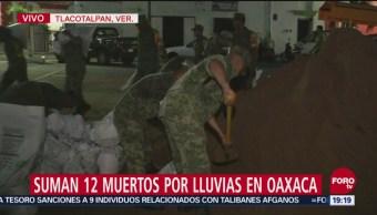 Sur De Veracruz Alerta Remanentes Tormenta Vicente