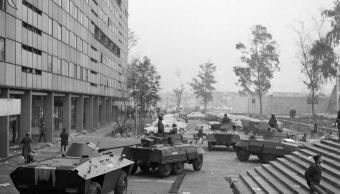 El movimiento estudiantil del 68; análisis en 'Estrictamente Personal'