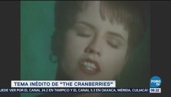 The Cranberries estrenará canción inédita Íosa