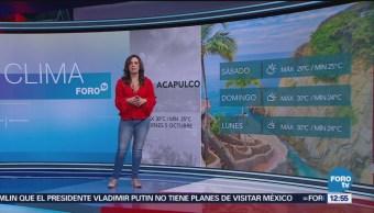 Tiempo a tiempo con Raquel Méndez 05-10-18