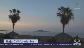 Tormenta tropical Sergio podría impactar en laguna de San Ignacio, BCS
