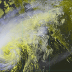 Baja California Sur, alerta por la tormenta tropical Sergio