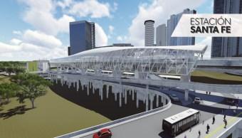 Tren Interurbano desahogará tráfico en zona Observatorio-Santa Fe