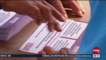 Último día consulta sobre el NAIM en la Ciudad de México