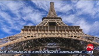 Un mexicano en las entrañas de la Torre Eiffel