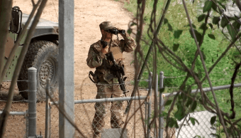 Pentágono desplegará 800 militares en frontera con México