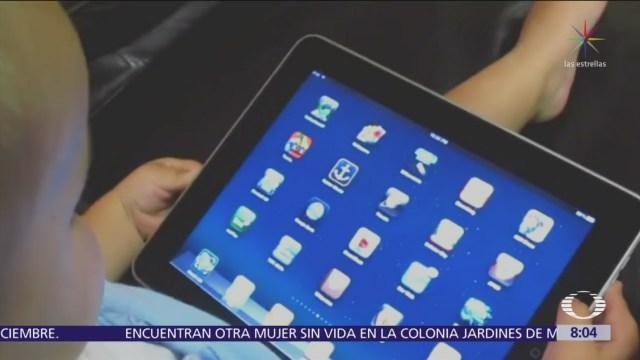 Uso de dispositivos electrónicos altera el desarrollo emocional en niños
