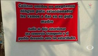 Vecinos Naucalpan Denuncian Aumento Asaltos Extorsiones