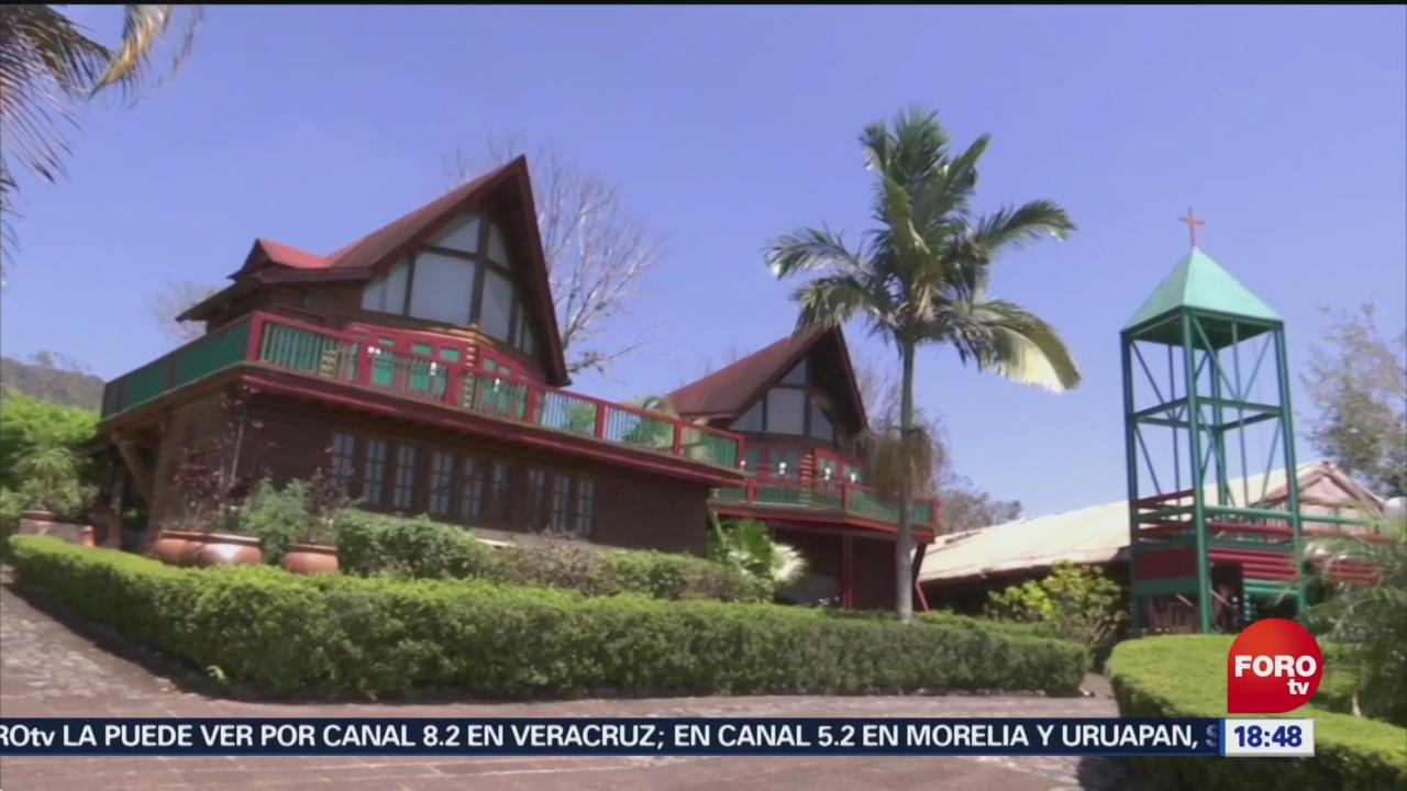 Veracruz recupera bienes en propiedad de Javier Duarte