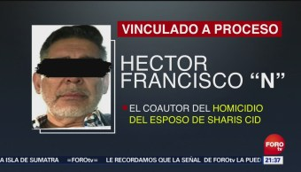 Vinculan Proceso Coautor Homicidio Esposo Shari Cid