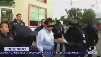 Violador de menores en kínder se ocultó en clínica de adicciones