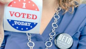 Florida y Texas empiezan votación anticipada de noviembre