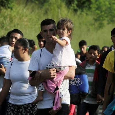 Hondureños deben cumplir la ley para entrar a México: SRE