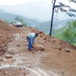 lluvias deslizamientos tierra carreteras caminos oaxaca