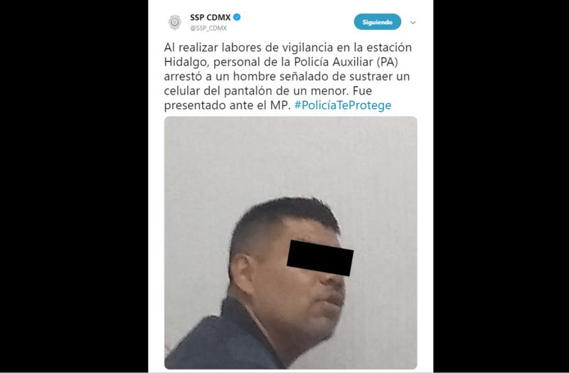 policia investigacion detiene presuntos extorsionadores benito