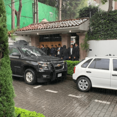 Balacera en casa de Norberto Rivera Carrera deja un muerto