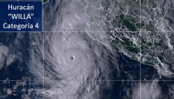 huracan willa categoria oceano pacifico lluvias