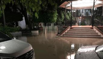 lluvias daños derrumbes guerrero tormenta tropical